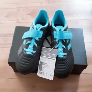 adidas - adidas*サッカー トレーニングシューズ ジュニア 21.5 送料無料