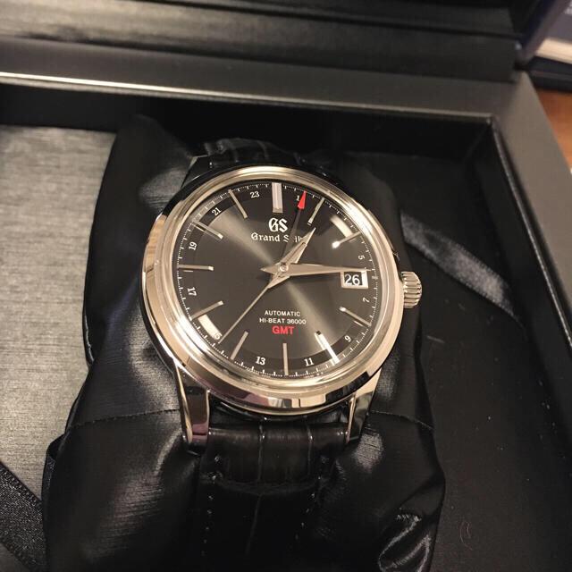 Grand Seiko - グランドセイコー  GMT メカニカルハイビート36000の通販