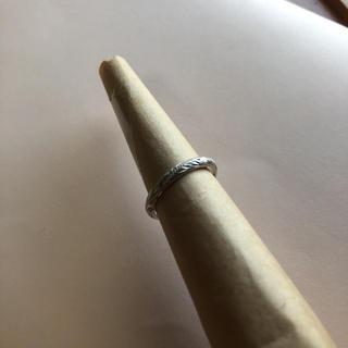 ハワイアンジュエリー マヒナ ピンキーリング(リング(指輪))
