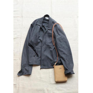 SUNSEA - 19aw SUNSEA N.M Brushed セットアップ