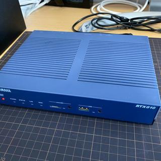 ヤマハ(ヤマハ)の専用 RTX810(PC周辺機器)