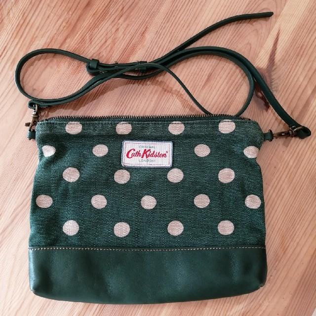 Cath Kidston(キャスキッドソン)のCath Kidston サコッシュバッグ レディースのバッグ(ショルダーバッグ)の商品写真
