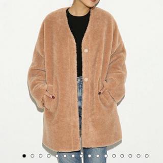 スライ(SLY)の定価14029円 新品タグ付 SLY ボアコート(毛皮/ファーコート)