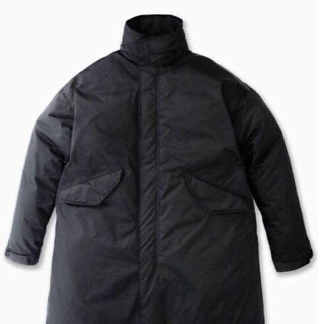 COMOLI(コモリ)のVAINL ARCHIVE ダウン タグ付属 メンズのジャケット/アウター(ダウンジャケット)の商品写真