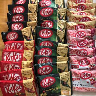 ネスレ(Nestle)のキットカット29袋 damak9個(菓子/デザート)