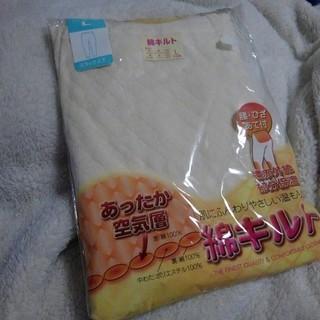 新品未使用 婦人用肌着 ズボン Lサイズ(アンダーシャツ/防寒インナー)