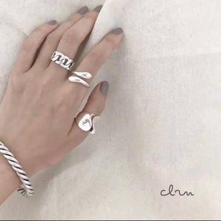 TODAYFUL - tear drop ring silver925 三点セット