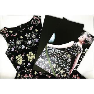 TOCCA -  TOCCA GARDEN FLOWER WALTZ ドレス ブラック系 新品