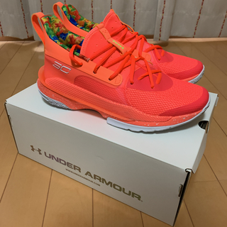UNDER ARMOUR - curry7 26cm