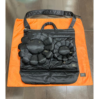 ポーター(PORTER)の村上隆 X PORTER ポーター HELMET BAG  ヘルメットバッグ(ショルダーバッグ)