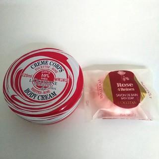 L'OCCITANE - 新品 未開封 L'OCCITANE ボディクリーム&バスソープ