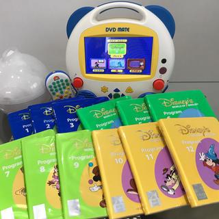 Disney - DWE ディズニー英語システム DVDストレートプレイ &DVDメイト