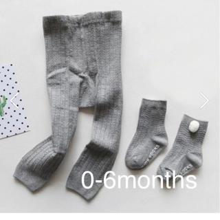 babyGAP - 新品 ベビーレギンス靴下セット