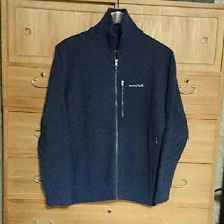 mont bell - モンベルミッテルレギフルジップセーター