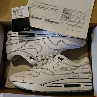 NIKE - 希少美品 NIKE AIR MAX 1 SKETCH TO SHELF 27.5