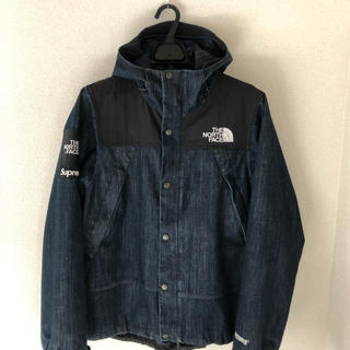 Supreme - Supreme TheNorthFace Denim Dot Jacket M
