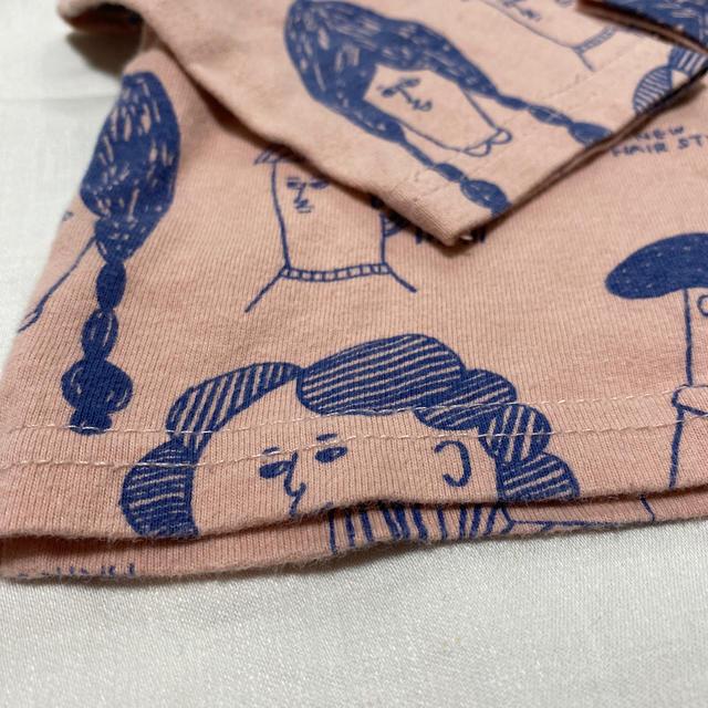 MARKEY'S(マーキーズ)のマーキーズ 綿100ロンT  2枚セット サイズ70㌢ キッズ/ベビー/マタニティのベビー服(~85cm)(シャツ/カットソー)の商品写真