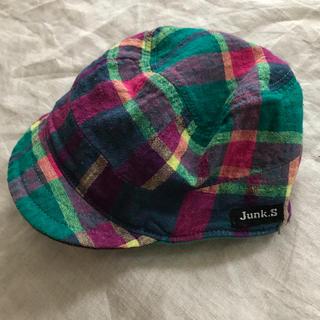 ジャンクストアー(JUNK STORE)のJUNK STORE キャップ ベビー(帽子)