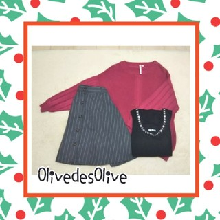 OLIVEdesOLIVE - レディース 冬服まとめ売り♪コーデセット