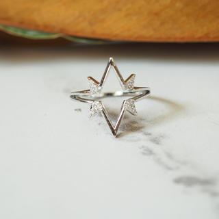 インポート 韓国アクセサリー ビジューリング(リング(指輪))