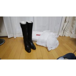 リーガル(REGAL)の送料込 リーガル くるぶし丈ブーツ24センチ(ブーツ)