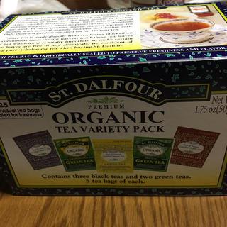 サンダルフォー オーガニック ティーバラエティパック 20袋セット(茶)