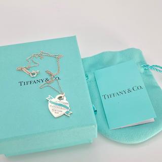 Tiffany & Co. - SV925 Tiffany ティファニーリターントゥハート ネックレス