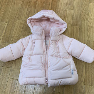 ZARA KIDS - ZARA Baby アウター ピンク