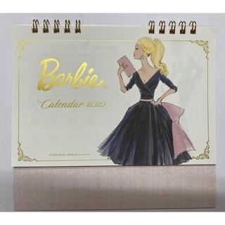 バービー(Barbie)の2020 卓上カレンダー バービー(カレンダー/スケジュール)