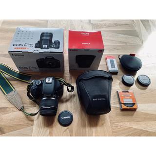 Canon - 13万!Canon デジタル一眼レフカメラ EOS Kiss X4 EF-S