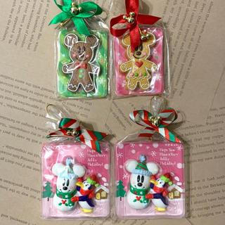 Disney - ディズニー クリスマス マグネット 2009 2010