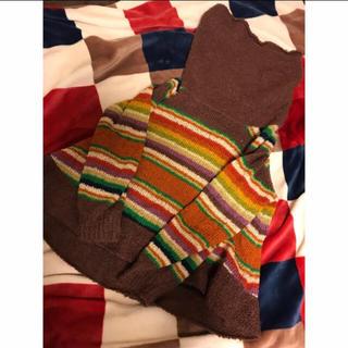 titicaca - チチカカ ハイネックセーター