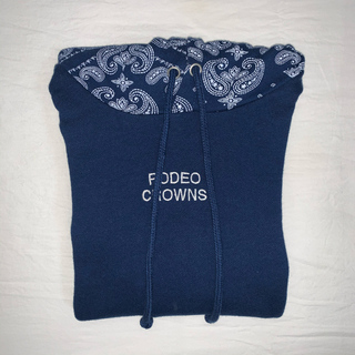 ロデオクラウンズ(RODEO CROWNS)の最終値下げ!rodeo crowns トレーナー パーカー(トレーナー/スウェット)