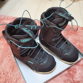 ディーラックス(DEELUXE)のDEELLUXE   IDLARA  25.5cm(ブーツ)