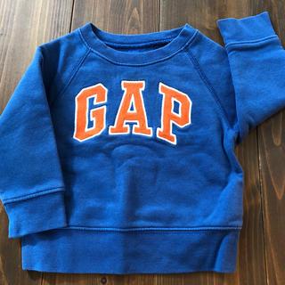 babyGAP - baby gap ベビーギャップ トレーナー スウェット