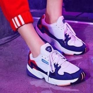 アディダス(adidas)の★入手困難★アディダスオリジナルス ファルコン 22.5 23cm falcon(スニーカー)