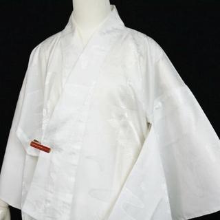 ≪単衣≫ 長襦袢 半衿無 袖無双仕立て フォーマル 古典柄地模様