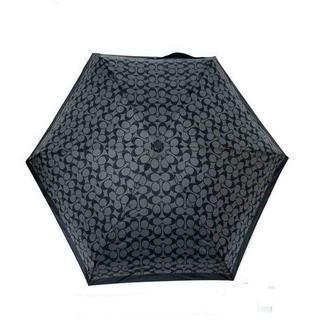 COACH - 新品コーチCOACHの折りたたみ傘