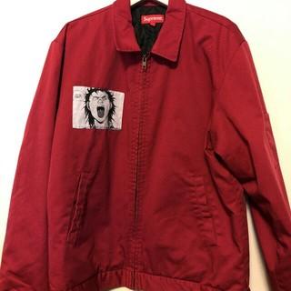 supreme AKIRA work jacket M