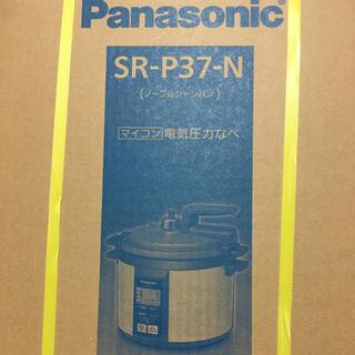 Panasonic - Panasonic 圧力鍋 SR-P37-N