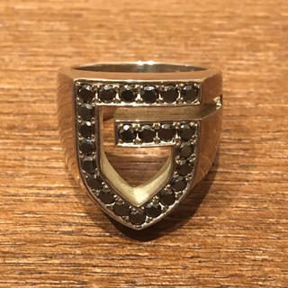 """ガルニ(GARNI)のgarni  stone """"g"""" ring 19号(リング(指輪))"""