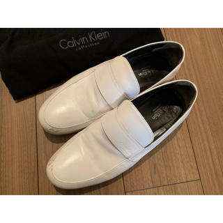 Calvin Klein - Calvin Klein Collection レザーシューズ