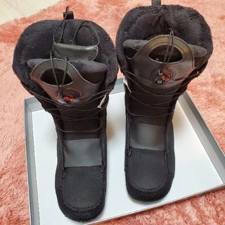 サロモン(SALOMON)の新品 SALOMON 25.0cm スキー スノーボード ブーツ インナー (ブーツ)
