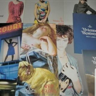 ヴィヴィアンウエストウッド(Vivienne Westwood)の希少インポートRED LABELランウェイルックブック希少カタログ8冊  (その他)
