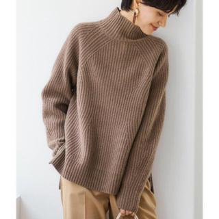 green label relaxing - 新品 greenlabelrelaxing ハミルトンウールニット