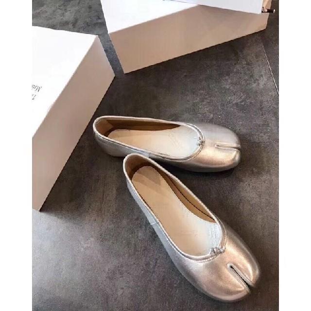 Maison Martin Margiela(マルタンマルジェラ)のマルジェラ 足袋バレエシューズ レディースの靴/シューズ(バレエシューズ)の商品写真