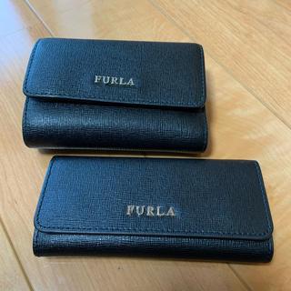 Furla - FURLA 折り財布・キーケースセット(BLACK)