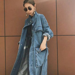 Ameri VINTAGE - Ameri Vintage DENIM WORK LONG COAT 未使用