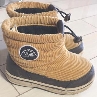VANS - VANS 子供ブーツ