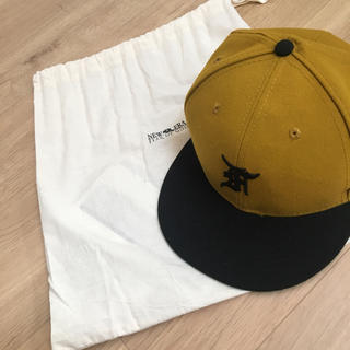 フィアオブゴッド(FEAR OF GOD)のfearofgod newera cap(キャップ)